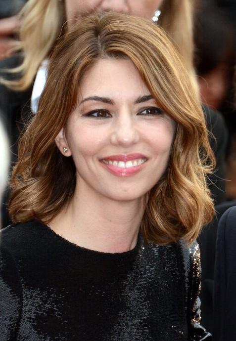 Sofia Coppola bei den Filmspielen in Cannes